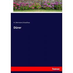 Dürer - H. Knackfuss Książki i Komiksy