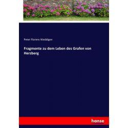 Fragmente zu dem Leben des Grafen von Herzberg - Peter Florens Weddigen Książki i Komiksy