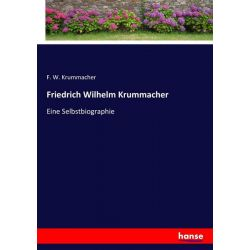 Friedrich Wilhelm Krummacher - F. W. Krummacher Książki i Komiksy
