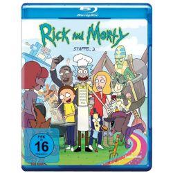 Rick & Morty - Staffel 2 Pozostałe
