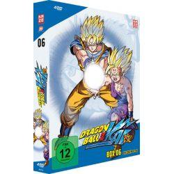 Dragonball Z Kai - Box 6 [4 DVDs] Pozostałe