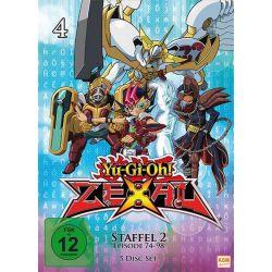 Yu-Gi-Oh! - Zexal - Staffel 2.2/Episode 74-98 [5 DVDs] Pozostałe