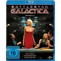 Battlestar Galactica - Season 4 [5 BRs] - Edward James Olmos, Mary McDonnell, Jamie Bamber, Katee Sackhoff, James Callis Pozostałe