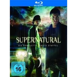 Supernatural - Staffel 1 [4 BRs] - Jared Padalecki, Jensen Ackles, Jeffrey Dean Morgan Pozostałe