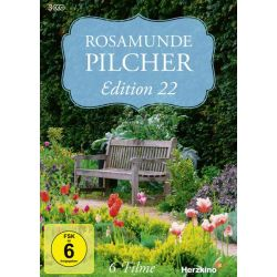 Rosamunde Pilcher Edition 22 [3 DVDs] - Max Engelke, Christian Natter, Joscha Kiefer, Mathias Harrebye-Brandt, Eva-Maria Grein Friedl Pozostałe