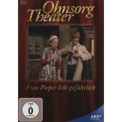 Ohnsorg Theater - Frau Pieper lebt gefährlich - Heidi Kabel, Werner Riepel, Heidi Mahler, Fritz Hollenbeck, Rolf Bohnsack Pozostałe