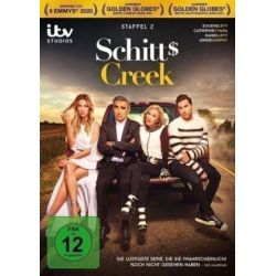 Schitt�s Creek Staffel 2 - Dan Levy, Eugene Levy, Annie Murphy, Catherine Ohara