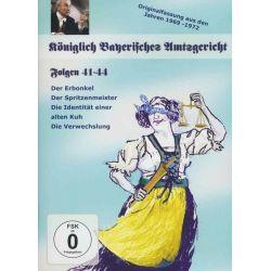 Königlich Bayerisches Amtsgericht - Folgen 41-44 - Franz Loskarn, Gustl Bayrhammer, Beppo Brem, Fritz Strassner, Hans Baur Filmy
