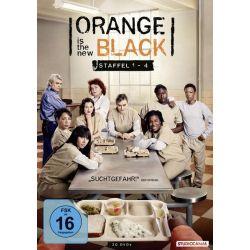 Orange is the New Black - Staffel 1-4 [20 DVDs] - Jason Biggs, Taylor Schilling, Laura Prepon Filmy