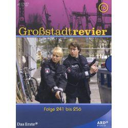 Großstadtrevier - Box 16/Folge 241-256 [4 DVDs] - Softbox - Jan Fedder, Peter Heinrich Brix, Till Demtroder, Anja Nejarri, Maria Ketikidou Filmy