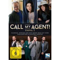 Call my Agent! Staffel 2 [2 DVDs] - Thibault de Montalembert, Gregory Montel, Camille Cottin, Liliane Rovere Filmy