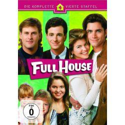 Full House - Staffel 4 [4 DVDs] - Ashley Olsen, Mary-Kate Olsen, Bob Saget, John Stamos Filmy