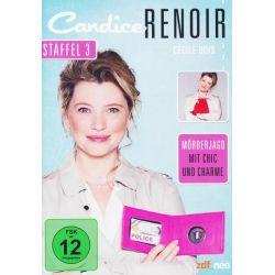 Candice Renoir - Staffel 3 [3 DVDs] - Cecile Bois, Raphael Lenglet Filmy