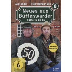 Neues aus Büttenwarder - Folgen 48-55 [2 DVDs] - Peter Heinrich Brix, Sven Walser, Jan Fedder, Axel Olsson, Günter Kütemeyer Filmy