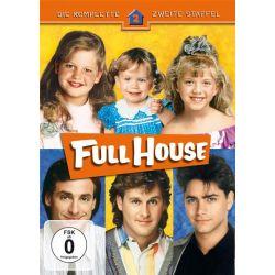 Full House - Staffel 2 [4 DVDs] - Bob Saget, Ashley Olsen, Mary-Kate Olsen, John Stamos Filmy