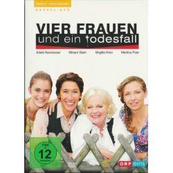 Vier Frauen und ein Todesfall - Staffel 5 [2 DVDs] - Adele Neuhauser, Miriam Stein, Martina Poel, Brigitte Kren Filmy