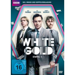 White Gold - Staffel 1 - Lauren O'Rourke, Ed Westwick, James J. Buckley, Joe Thomas Filmy