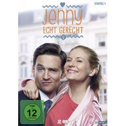 Jenny - Echt gerecht! Staffel 1 [2 DVDs] - Birte Hanusrichter, August Wittgenstein, Isabell Polak, Peter Benedict, Isaak Dentler Filmy