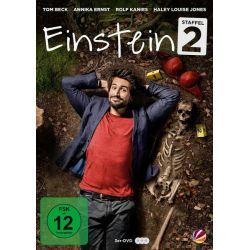 Einstein - Staffel 2 [3 DVDs] - Tom Beck, Annika Ernst, Rolf Kanies, Haley Louise Jones Filmy