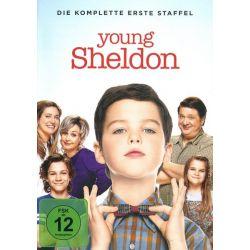 Young Sheldon - Die komplette erste Staffel [2 DVDs] - Raegan Revord, Montana Jordan, Lance Barber, Zoe Perry, Armitage Iain Filmy