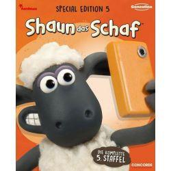 Shaun das Schaf - Special Edition 5 Filmy