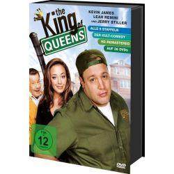 King of Queens - Die komplette Serie - Jerry Stiller, Kevin James, Leah Remini Filmy