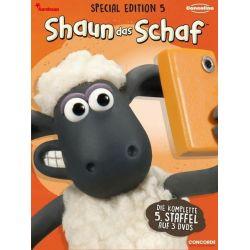 Shaun das Schaf - Special Edition 5 [3 DVDs] Filmy