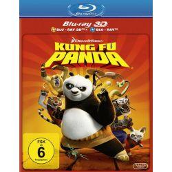 Kung Fu Panda (+ Blu-ray 2D) Filmy