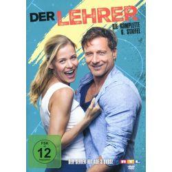 Der Lehrer - Die komplette 6. Staffel [3 DVDs] - Hendrik Duryn, Jessica Ginkel Filmy