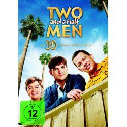 Two and a Half Men - Staffel 10 [3 DVDs] - Ashton Kutcher, Conchata Ferrell, Angus T. Jones, Marin Hinkle, Holland Taylor Filmy