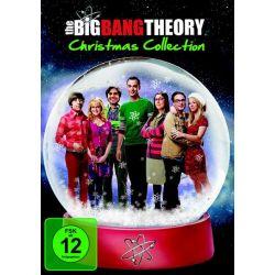 The Big Bang Theory - Christmas Collection - Kaley Cuoco-Sweeting, Johnny Galecki, Simon Helberg, Kunal Nayyar, Jim Parsons Filmy
