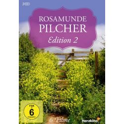 Rosamunde Pilcher Edition 2 [3 DVDs] - Anja Kling, Marijam Agischewa, Klaus Wildbolz, Inka-Victoria Groetschel, Stephan Schwartz Filmy