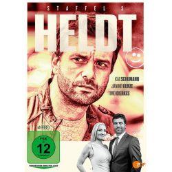 Heldt - Staffel 5 [4 DVDs] - Kai Schumann, Janine Kunze, Timo Dierkes, Steffen Will, Felix Vörtler Filmy