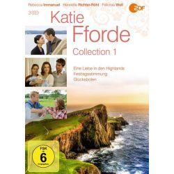 Katie Fforde - Collection 1 [3 DVDs im Schuber] - Max Landgrebe, Henriette Richter-Röhl, Helmut Zierl, Hans-Jörg Assmann, Alexander Sternberg Filmy