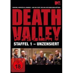 Death Valley - Staffel 1 [2 DVDs] - Texas Battle, Bryce Johnson, Caity Lotz Filmy