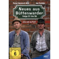 Neues aus Büttenwarder Vol. 4 (DVDs) - Peter Heinrich Brix, Günter Kütemeyer, Axel Olsson, Sven Walser, Jan Fedder Filmy
