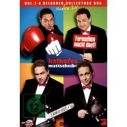 Kalkofes Mattscheibe Vol. 1-4 - Box [4 DVDs] - Oliver Kalkofe Filmy