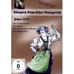 Königlich Bayerisches Amtsgericht - Folgen 25-28 - Hans Baur, Maxl Graf, Erni Singerl, Veronika Fitz, Fritz Strassner Filmy