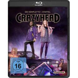 Crazyhead - Staffel 1 - Cara Theobald, Susan Wokoma, Tony Curran Filmy