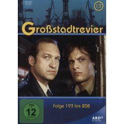 Großstadtrevier - Box 13/Folge 193-208 [4 DVDs] - Softbox - Jan Fedder, Peter Heinrich Brix, Till Demtroder, Maria Ketikidou, Ann-Cathrin Sudhoff Filmy
