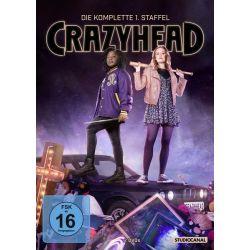 Crazyhead - Staffel 1 [2 DVDs] - Cara Theobald, Susan Wokoma, Tony Curran Filmy