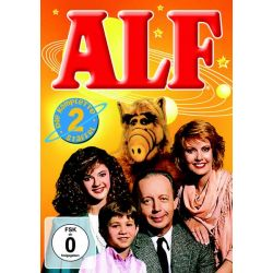 Alf - Staffel 2 [4 DVDs] - Max Wright, Anne Schedeen, Andrea Elson, Benji Gregory Filmy
