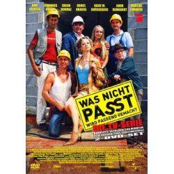 Was nicht passt, wird passend gemacht - Staffel 1 - Ralf Richter, Johannes Rotter, Ercan Durmaz, Daniel Krauss, Heinz W. Krückeberg Filmy