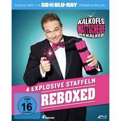 Kalkofes Mattscheibe Rekalked - Reboxed! (Staffel 1-4) [4 BRs] - Oliver Kalkofe Filmy