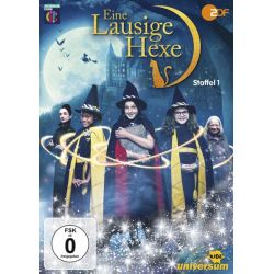 Eine lausige Hexe - Staffel 1 [2 DVDs] - Tamara Smart, Clare Higgins, Miriam Petche, Meibh Campbell, Raquel Cassidy Filmy