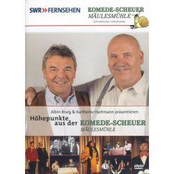Komede-Scheuer Mäulesmühle - Höhepunkte aus der Komede-Scheuer Mäulesmühle - Karlheinz Hartmann, Otto Braig, Birgit Osuna, Karl Scholl, Gertrud Umgelter Filmy