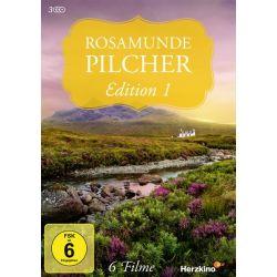 Rosamunde Pilcher Edition 1 (6 Filme auf 3 Discs) - Sophie von Kessel, Michael Lesch, Christiane Hörbiger, Muriel Baumeister-Nobel, Helmut Zierl Filmy