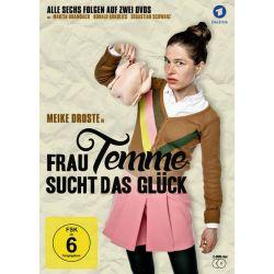 Frau Temme sucht das Glück [2 DVDs] - Sebastian Schwarz, Meike Droste, Martin Brambach, Ronald Kukulies, Anna Blomeier Filmy