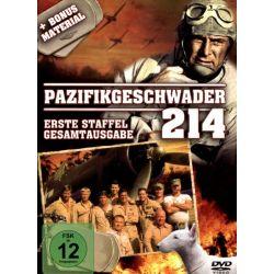 Pazifikgeschwader 214 1.Staffel,Folge 1-12 - Robert Conrad Filmy