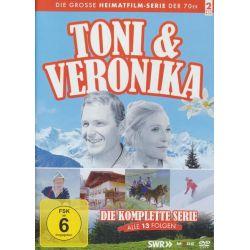 Toni & Veronika - Die komplette Serie [2 DVDs] - Franzi Tilden, Georg Thomas, Alexandra Tilden, Marianne Brandt, Georg Simon Schiller Filmy